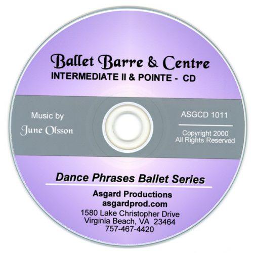Ballet Barre & Centre Vol 4