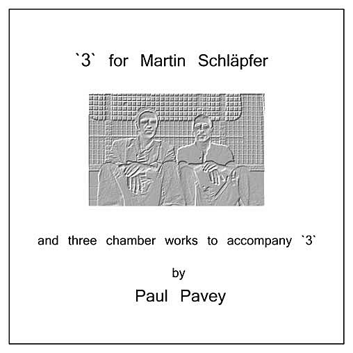 """3"" For Martin Schläpfer - by Paul Pavey"