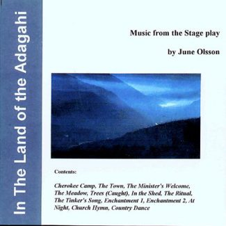 In the Land of the Adagahi by June Olsson