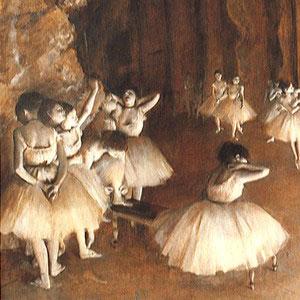 Ballet Class - Music Style