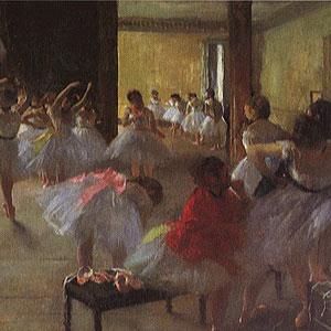 Ballet Class - Classical Music