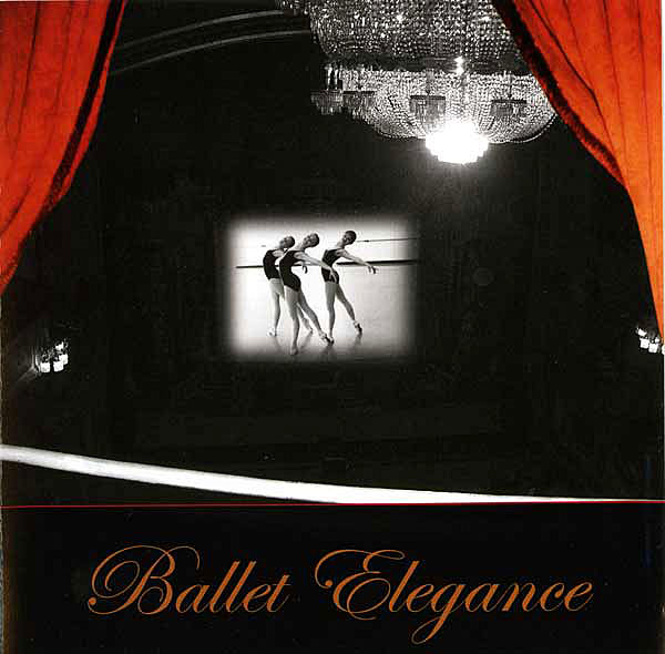 Ballet Elegance - Ballet Class CD by Lisa Harris