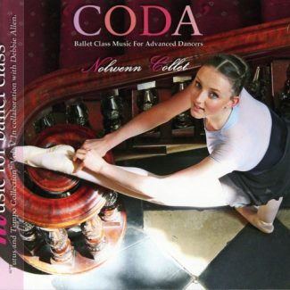 CODA - Tutus and Tempo Collection Vol V Ballet Class Music for Advanced