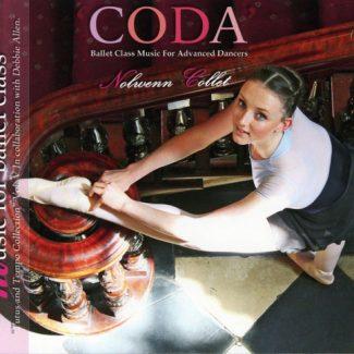 CODA - Tutus and Tempo Collection Vol V Ballet Class Music for Advanced