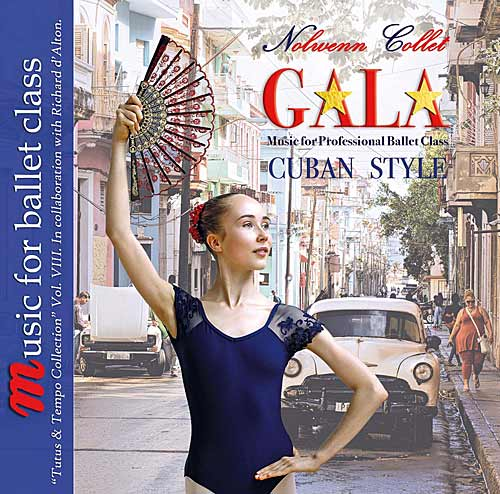 Gala Cuban Style - Tutus and & Tempo Collection Vol VIII
