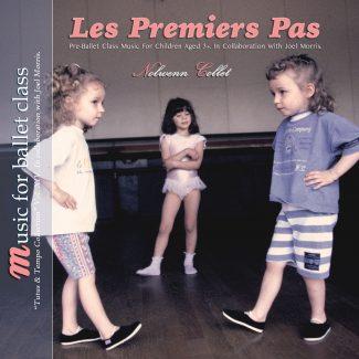 Les Premiers Pas - Pre-Ballet CD by Nolwenn Collet