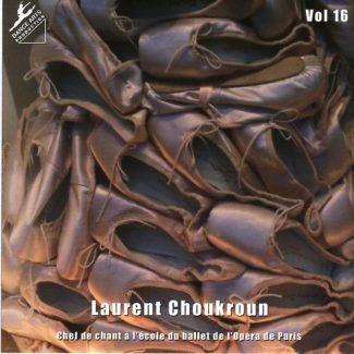 Laurent Choukroun Vol 16