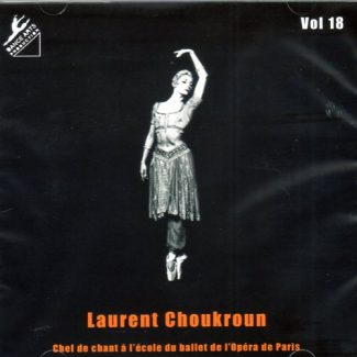 Laurent Choukroun Vol 18
