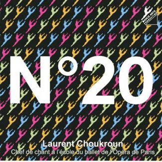 Dance Arts Production Vol 20 by Laurent Choukroun