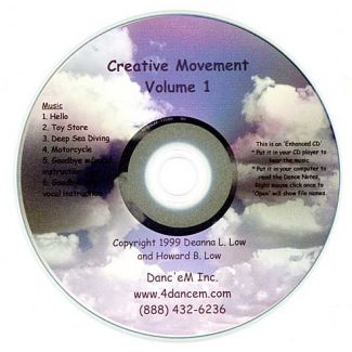 Creative Movement Vol 1