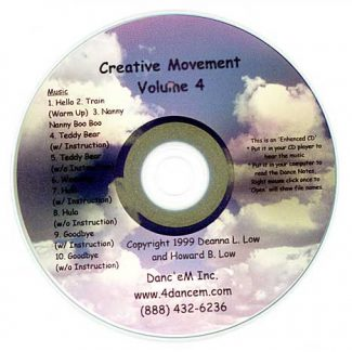 Creative Movement - Volume 4