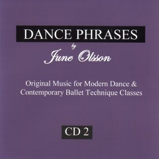 Dance Phrases CD2 by June Olsson