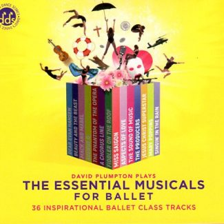 The Essential Musicals for Ballet