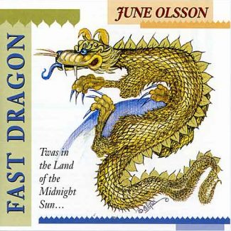 Fast Dragon by June Olsson