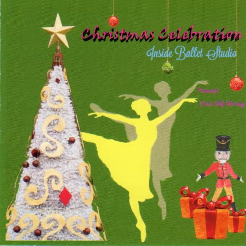 Inside Ballet Studio Christmas Celebration