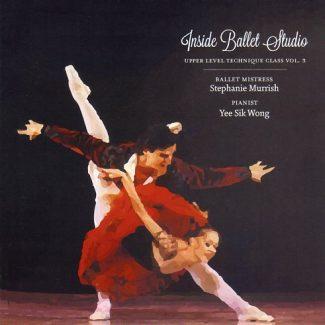 Inside ballet Studio Upper Level Vol 3