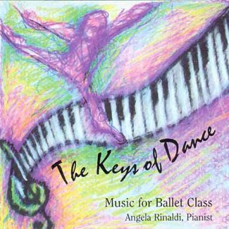 The Keys of Dance by Angela Rinaldi
