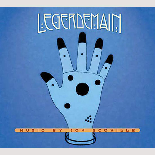 Legerdemain - More Music for the Imaginary Keyboard by Jon Scoville