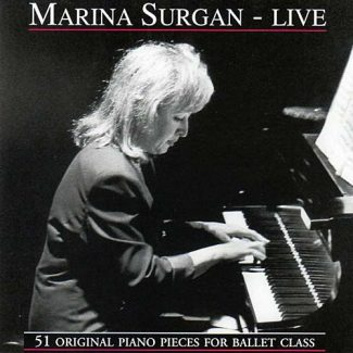 Marina Surgan Live CD