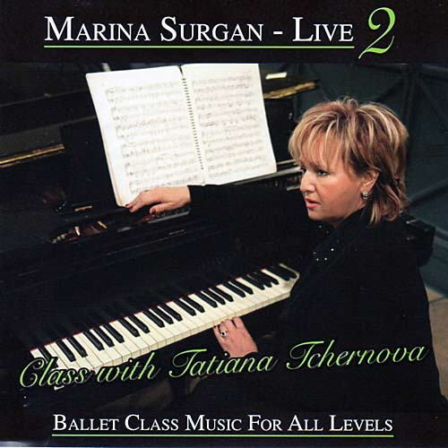 Marina Surgan Live 2 Class with Tatiana Tchernova