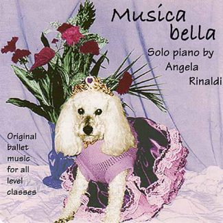Musica Bella by Angela Rinaldi