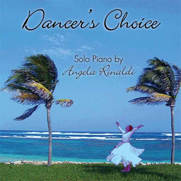 Dancer's Choice - Ballet Class CD by Angela Rinaldi