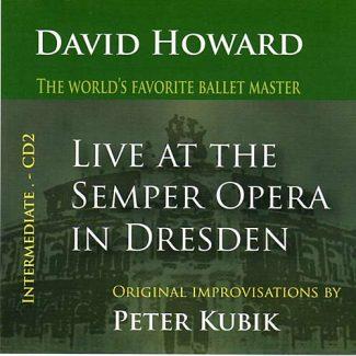 Live at the Semper Opera CD2 - Intermediate
