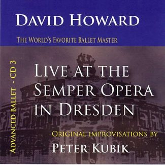 Live at the Semper Opera CD3 - Advanced