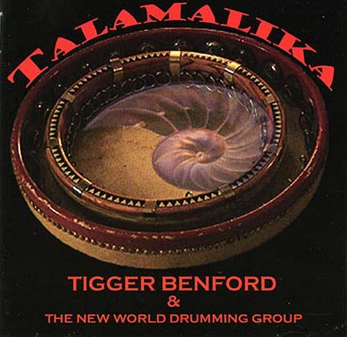 Talamalika by Tigger Benford and New World Drumming
