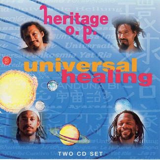 Universal Healing by Heritage O.P. Victor Y. See Yuen