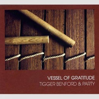 Vessel of Gratitude by Tigger Benford