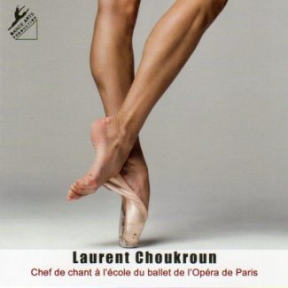 Laurent Choukroun Vol 26 Niv Avancé ballet class CD