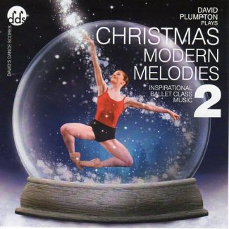 Christmas Modern Melodies 2 by David Plumpton